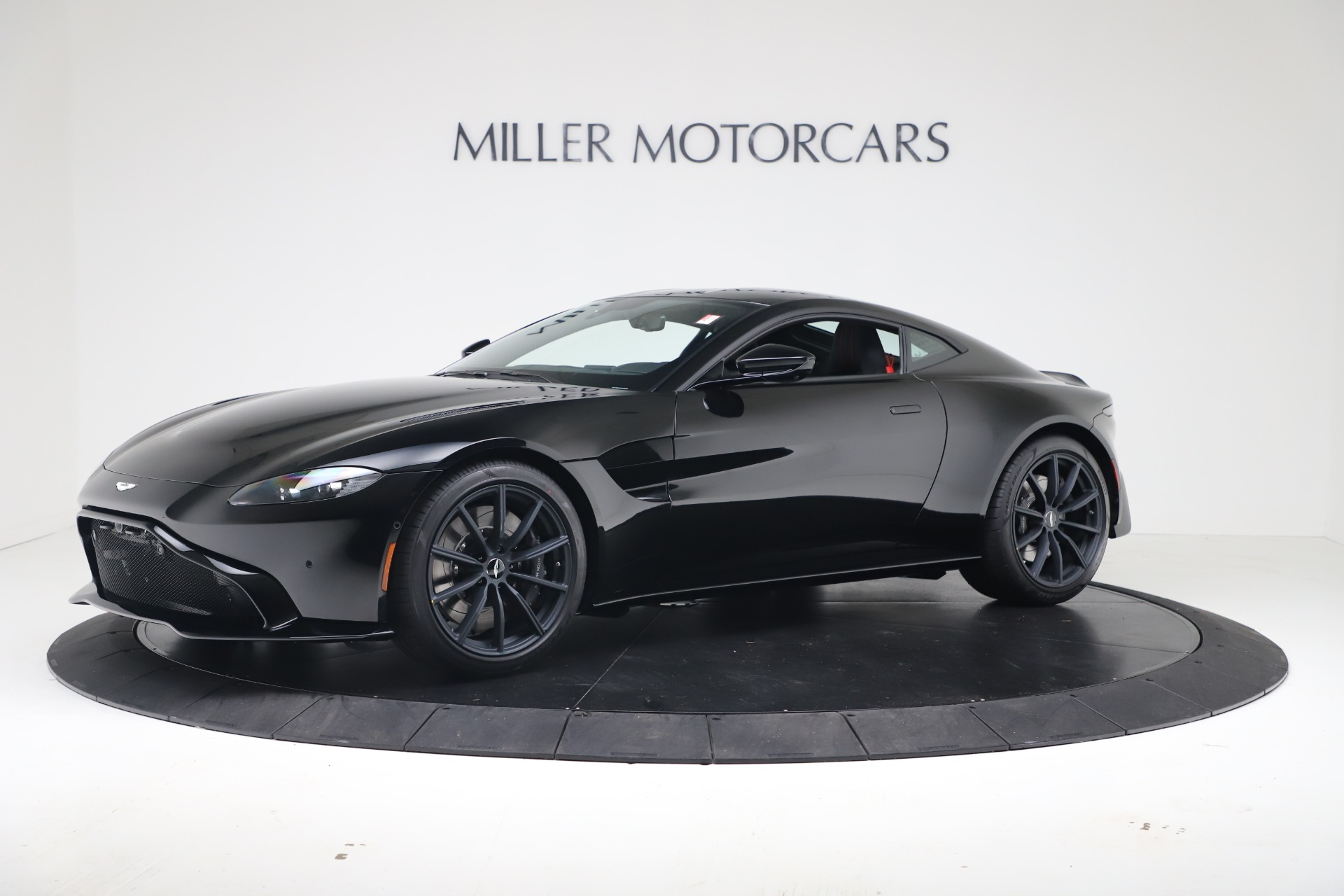 New 2020 Aston Martin Vantage Coupe for sale Sold at Rolls-Royce Motor Cars Greenwich in Greenwich CT 06830 1