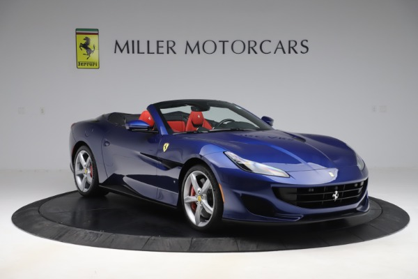 Used 2019 Ferrari Portofino for sale $227,900 at Rolls-Royce Motor Cars Greenwich in Greenwich CT 06830 11