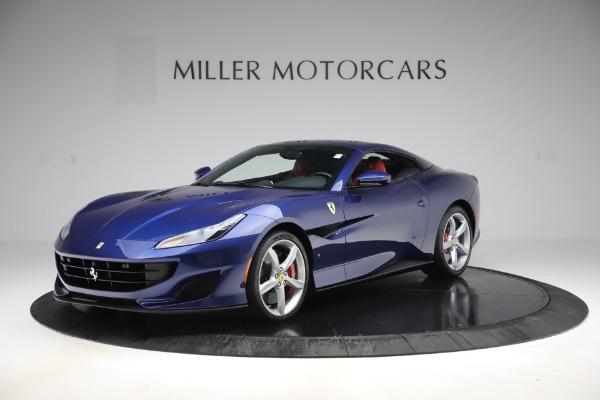 Used 2019 Ferrari Portofino for sale $227,900 at Rolls-Royce Motor Cars Greenwich in Greenwich CT 06830 13