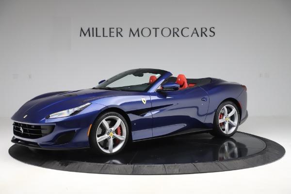 Used 2019 Ferrari Portofino for sale $227,900 at Rolls-Royce Motor Cars Greenwich in Greenwich CT 06830 2