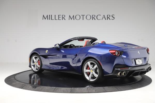 Used 2019 Ferrari Portofino for sale $227,900 at Rolls-Royce Motor Cars Greenwich in Greenwich CT 06830 4