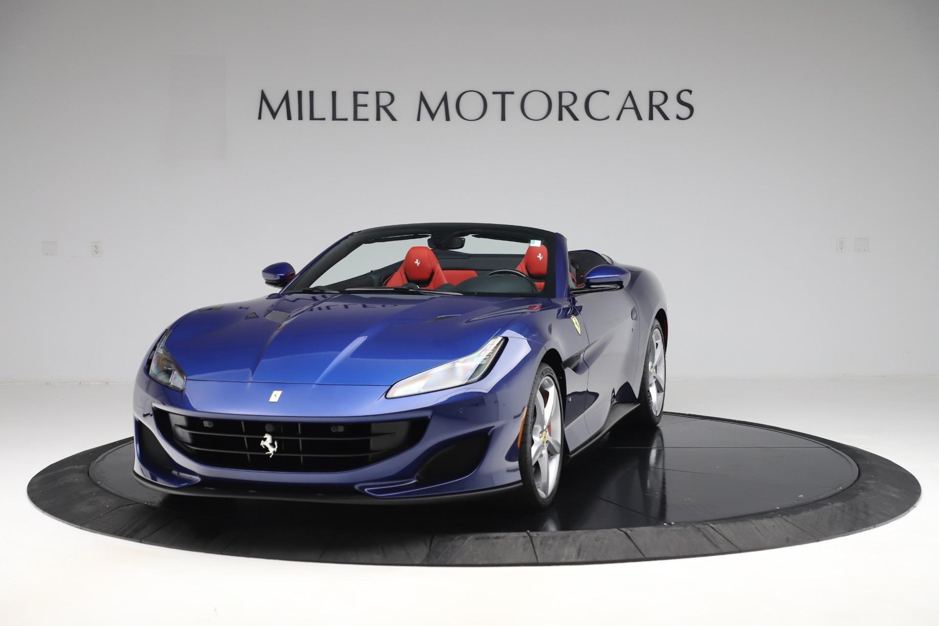 Used 2019 Ferrari Portofino for sale $227,900 at Rolls-Royce Motor Cars Greenwich in Greenwich CT 06830 1