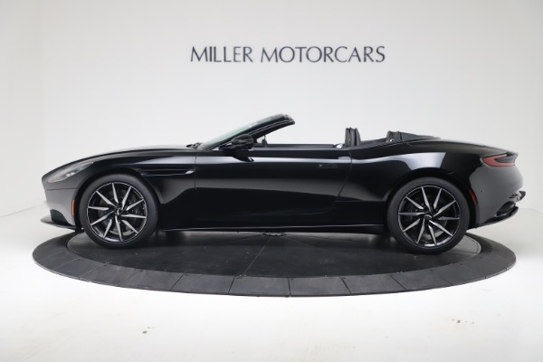 New 2020 Aston Martin DB11 Volante Convertible for sale Sold at Rolls-Royce Motor Cars Greenwich in Greenwich CT 06830 12