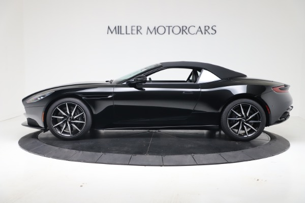 New 2020 Aston Martin DB11 Volante Convertible for sale Sold at Rolls-Royce Motor Cars Greenwich in Greenwich CT 06830 14