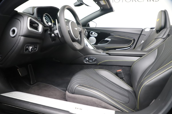 New 2020 Aston Martin DB11 Volante Convertible for sale Sold at Rolls-Royce Motor Cars Greenwich in Greenwich CT 06830 22