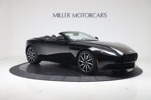 New 2020 Aston Martin DB11 Volante Convertible for sale Sold at Rolls-Royce Motor Cars Greenwich in Greenwich CT 06830 5