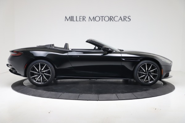 New 2020 Aston Martin DB11 Volante Convertible for sale Sold at Rolls-Royce Motor Cars Greenwich in Greenwich CT 06830 6