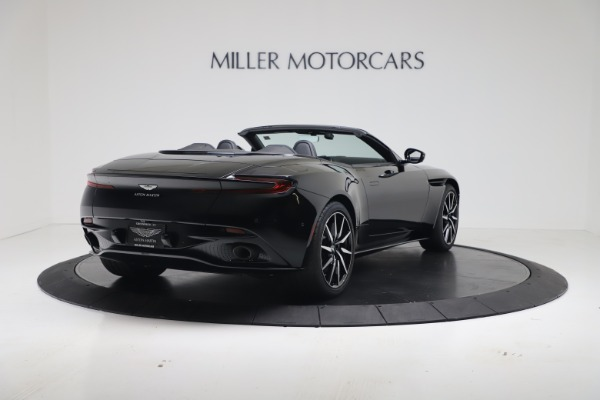 New 2020 Aston Martin DB11 Volante Convertible for sale Sold at Rolls-Royce Motor Cars Greenwich in Greenwich CT 06830 8