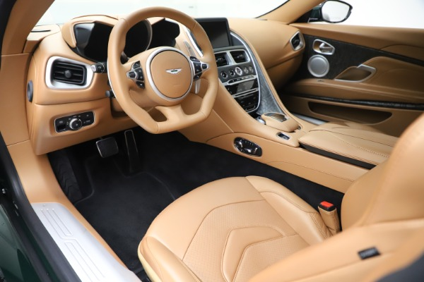 New 2020 Aston Martin DBS Superleggera Coupe for sale Sold at Rolls-Royce Motor Cars Greenwich in Greenwich CT 06830 13