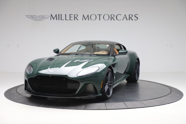 New 2020 Aston Martin DBS Superleggera Coupe for sale Sold at Rolls-Royce Motor Cars Greenwich in Greenwich CT 06830 2