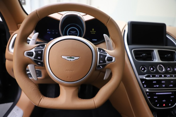 New 2020 Aston Martin DBS Superleggera Coupe for sale Sold at Rolls-Royce Motor Cars Greenwich in Greenwich CT 06830 22