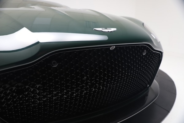 New 2020 Aston Martin DBS Superleggera Coupe for sale Sold at Rolls-Royce Motor Cars Greenwich in Greenwich CT 06830 25