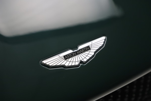 New 2020 Aston Martin DBS Superleggera Coupe for sale Sold at Rolls-Royce Motor Cars Greenwich in Greenwich CT 06830 26