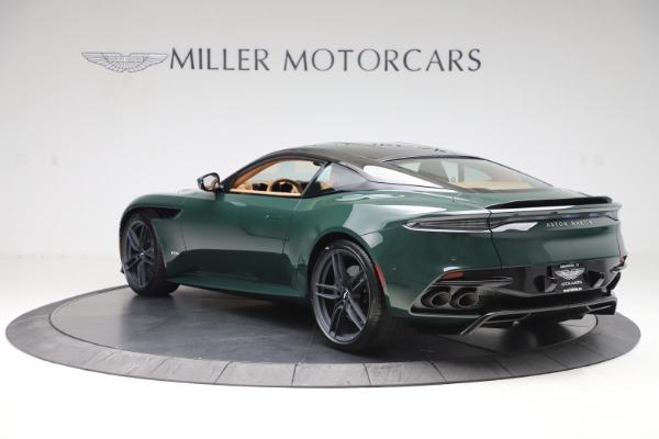 New 2020 Aston Martin DBS Superleggera Coupe for sale Sold at Rolls-Royce Motor Cars Greenwich in Greenwich CT 06830 5