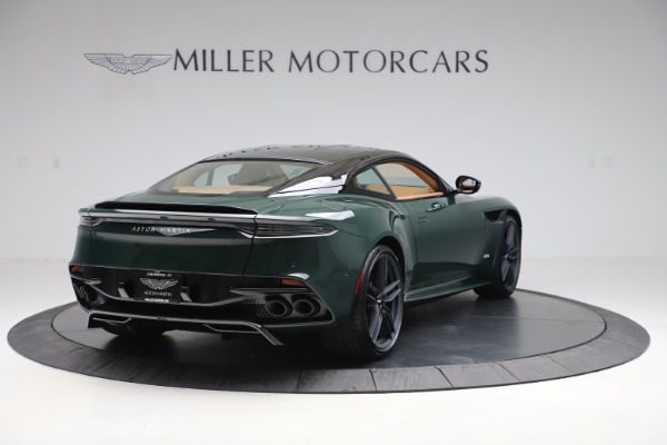 New 2020 Aston Martin DBS Superleggera Coupe for sale Sold at Rolls-Royce Motor Cars Greenwich in Greenwich CT 06830 7