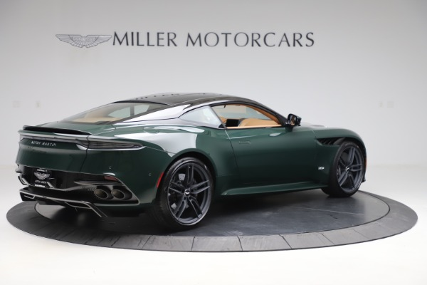 New 2020 Aston Martin DBS Superleggera Coupe for sale Sold at Rolls-Royce Motor Cars Greenwich in Greenwich CT 06830 8