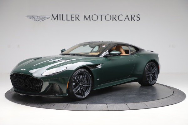 New 2020 Aston Martin DBS Superleggera Coupe for sale Sold at Rolls-Royce Motor Cars Greenwich in Greenwich CT 06830 1