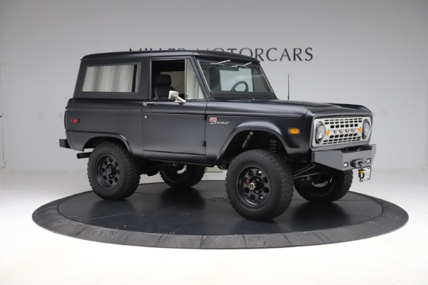 Used 1972 Ford Bronco Icon for sale Sold at Rolls-Royce Motor Cars Greenwich in Greenwich CT 06830 10