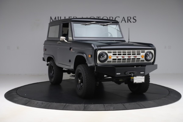 Used 1972 Ford Bronco Icon for sale Sold at Rolls-Royce Motor Cars Greenwich in Greenwich CT 06830 11
