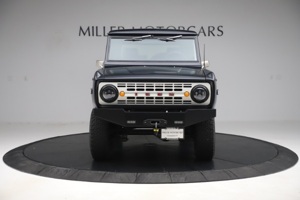 Used 1972 Ford Bronco Icon for sale Sold at Rolls-Royce Motor Cars Greenwich in Greenwich CT 06830 12