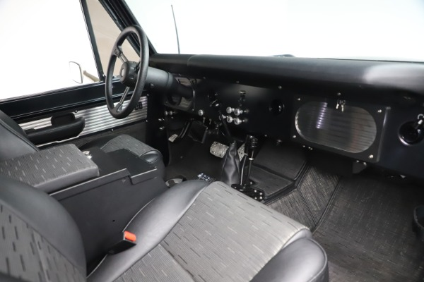 Used 1972 Ford Bronco Icon for sale Sold at Rolls-Royce Motor Cars Greenwich in Greenwich CT 06830 16