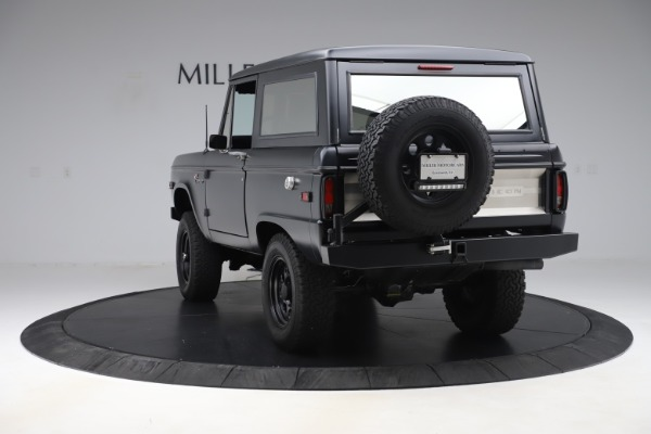 Used 1972 Ford Bronco Icon for sale Sold at Rolls-Royce Motor Cars Greenwich in Greenwich CT 06830 5