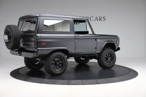 Used 1972 Ford Bronco Icon for sale Sold at Rolls-Royce Motor Cars Greenwich in Greenwich CT 06830 8