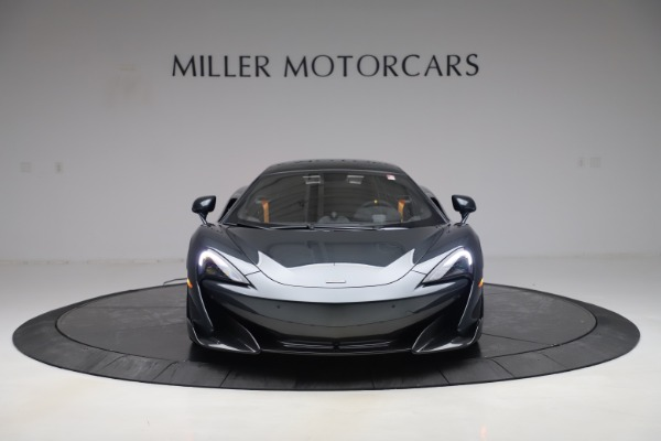 New 2020 McLaren 600LT SPIDER Convertible for sale $309,620 at Rolls-Royce Motor Cars Greenwich in Greenwich CT 06830 21