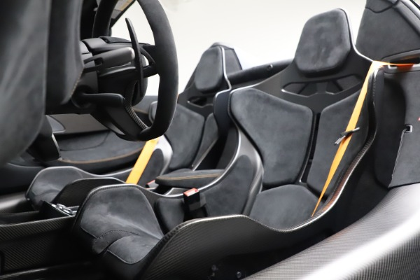 Used 2020 McLaren 600LT SPIDER Convertible for sale $249,900 at Rolls-Royce Motor Cars Greenwich in Greenwich CT 06830 24
