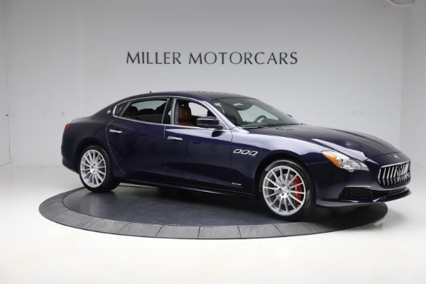 Used 2017 Maserati Quattroporte S Q4 GranLusso for sale Sold at Rolls-Royce Motor Cars Greenwich in Greenwich CT 06830 10