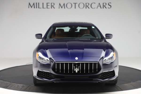 Used 2017 Maserati Quattroporte S Q4 GranLusso for sale Sold at Rolls-Royce Motor Cars Greenwich in Greenwich CT 06830 12