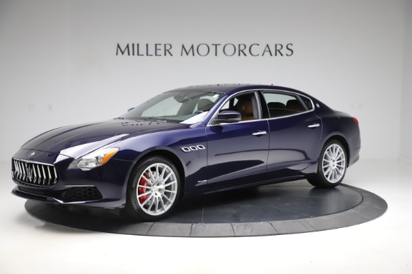 Used 2017 Maserati Quattroporte S Q4 GranLusso for sale Sold at Rolls-Royce Motor Cars Greenwich in Greenwich CT 06830 2