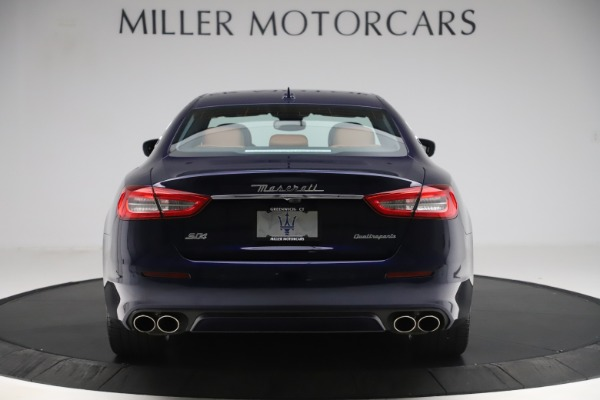 Used 2017 Maserati Quattroporte S Q4 GranLusso for sale Sold at Rolls-Royce Motor Cars Greenwich in Greenwich CT 06830 6
