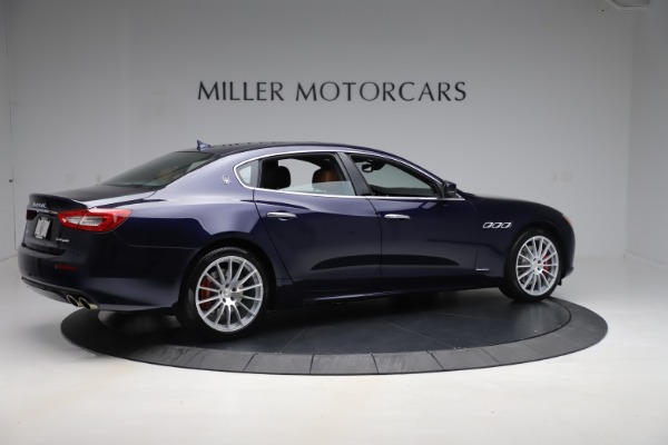 Used 2017 Maserati Quattroporte S Q4 GranLusso for sale Sold at Rolls-Royce Motor Cars Greenwich in Greenwich CT 06830 8