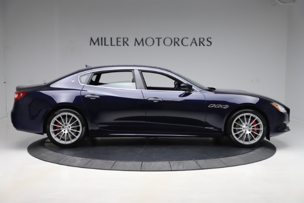 Used 2017 Maserati Quattroporte S Q4 GranLusso for sale Sold at Rolls-Royce Motor Cars Greenwich in Greenwich CT 06830 9
