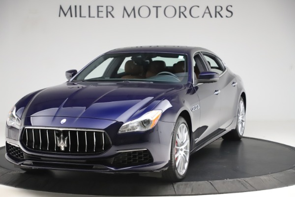 Used 2017 Maserati Quattroporte S Q4 GranLusso for sale Sold at Rolls-Royce Motor Cars Greenwich in Greenwich CT 06830 1