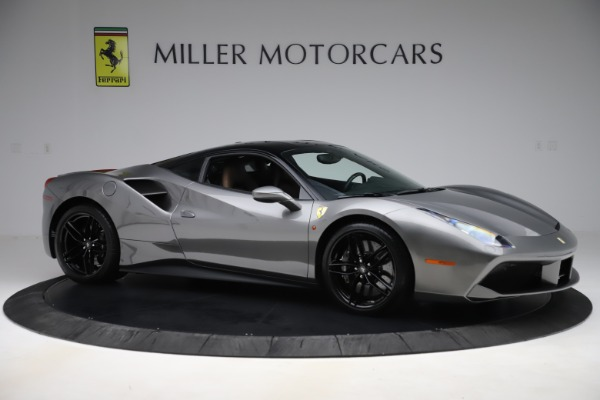 Used 2016 Ferrari 488 GTB for sale Sold at Rolls-Royce Motor Cars Greenwich in Greenwich CT 06830 10