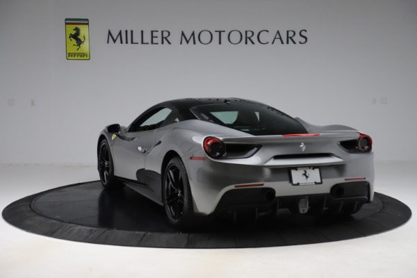 Used 2016 Ferrari 488 GTB for sale Sold at Rolls-Royce Motor Cars Greenwich in Greenwich CT 06830 5