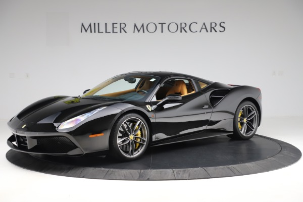 Used 2017 Ferrari 488 GTB for sale $240,900 at Rolls-Royce Motor Cars Greenwich in Greenwich CT 06830 2