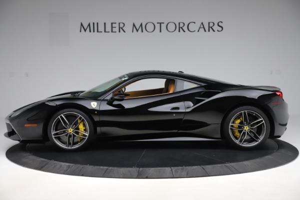 Used 2017 Ferrari 488 GTB for sale $240,900 at Rolls-Royce Motor Cars Greenwich in Greenwich CT 06830 3