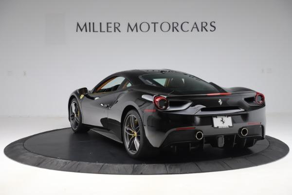 Used 2017 Ferrari 488 GTB for sale $240,900 at Rolls-Royce Motor Cars Greenwich in Greenwich CT 06830 5