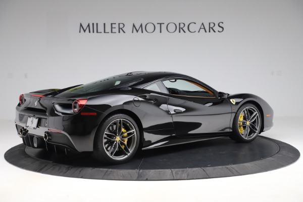 Used 2017 Ferrari 488 GTB for sale $240,900 at Rolls-Royce Motor Cars Greenwich in Greenwich CT 06830 8