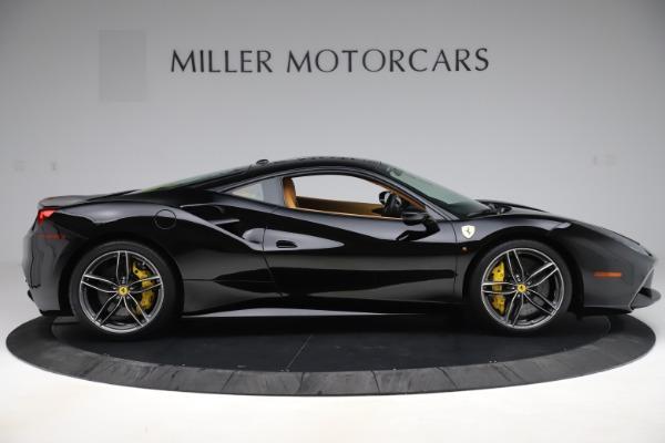 Used 2017 Ferrari 488 GTB for sale $240,900 at Rolls-Royce Motor Cars Greenwich in Greenwich CT 06830 9