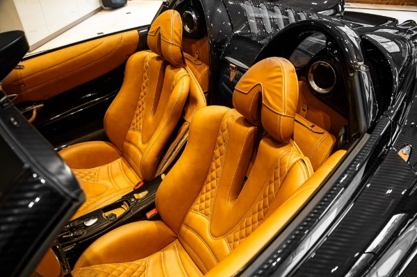 Used 2017 Pagani Huayra Roadster Roadster for sale Call for price at Rolls-Royce Motor Cars Greenwich in Greenwich CT 06830 10