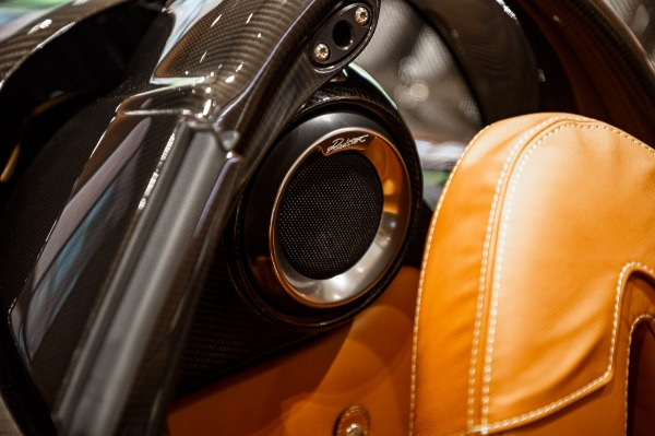 Used 2017 Pagani Huayra Roadster Roadster for sale Call for price at Rolls-Royce Motor Cars Greenwich in Greenwich CT 06830 16
