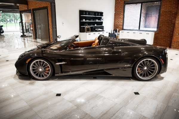 Used 2017 Pagani Huayra Roadster Roadster for sale Call for price at Rolls-Royce Motor Cars Greenwich in Greenwich CT 06830 2