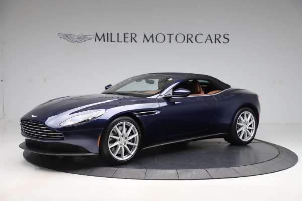 New 2020 Aston Martin DB11 Volante Convertible for sale Sold at Rolls-Royce Motor Cars Greenwich in Greenwich CT 06830 13