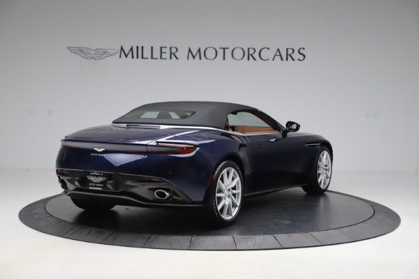 New 2020 Aston Martin DB11 Volante Convertible for sale Sold at Rolls-Royce Motor Cars Greenwich in Greenwich CT 06830 18