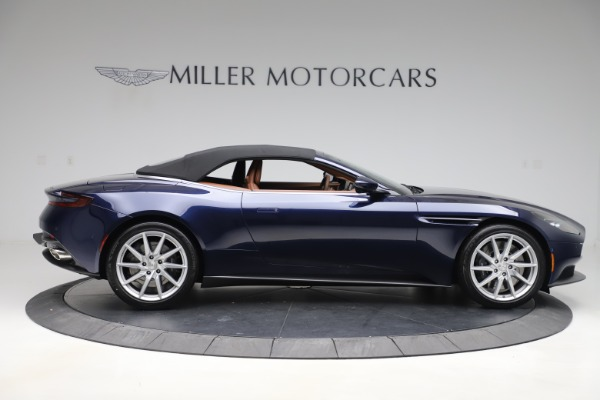 New 2020 Aston Martin DB11 Volante Convertible for sale Sold at Rolls-Royce Motor Cars Greenwich in Greenwich CT 06830 20