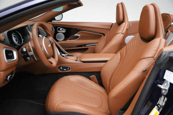 New 2020 Aston Martin DB11 Volante Convertible for sale Sold at Rolls-Royce Motor Cars Greenwich in Greenwich CT 06830 21